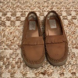 size 5.5 UGG shoes